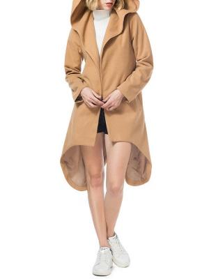 Long Sleeve Hoodie Asymmetrical Solid Casual Coat_8