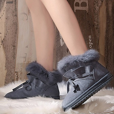 Feather Flat Heel  Boot_12