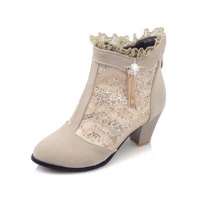 Lady Chunky Heel Boots_11