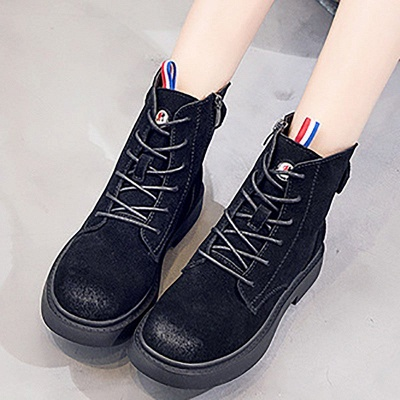 Grind Leather Zipper Boot_2