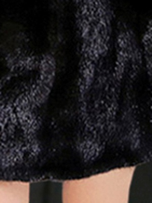 Long Sleeve Casual Fluffy Fur And Shearling Coats_7