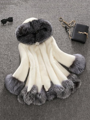 Long Sleeve Fluffy Casual Faux Fur Coat_9