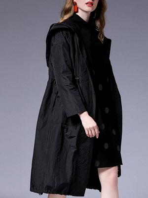 Shift Casual Long Sleeve Coat_2