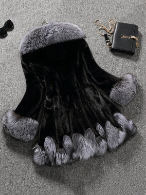 Long Sleeve Fluffy Casual Faux Fur Coat_6