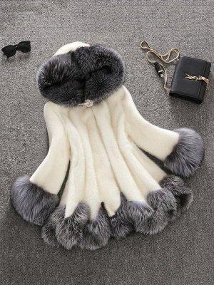 Long Sleeve Fluffy Casual Faux Fur Coat_9