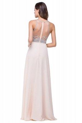 A-Line New Scoop Floor-Length Crystal Sleeveless Prom Dress_6