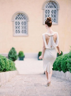 Sexy Sleeveless Sheath Scoop Bridesmaid Dresses_5