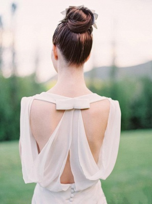 Sexy Sleeveless Sheath Scoop Bridesmaid Dresses_3