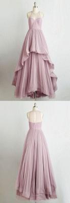 Jewel Tiered Chic Sleeveless A-Line Prom Dresses_5