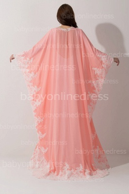 Fashion Abrbic Long Woman Dress Floor Length Maxi Dresses_4