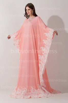 Fashion Abrbic Long Woman Dress Floor Length Maxi Dresses_3