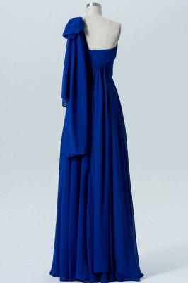 A Line Chiffon Multi Styles Floor Length Bridesmaid Dresses with Ruffles_8