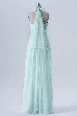 A Line Chiffon Multi Styles Floor Length Bridesmaid Dresses with Beading_9