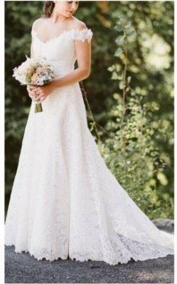 Special order for Beth for the nice wedding dress  which cost 179$_1