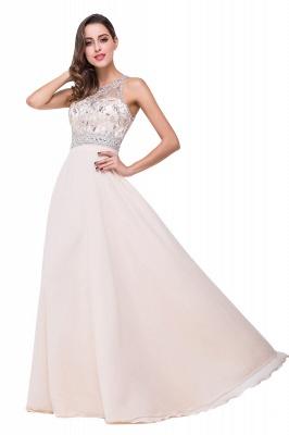 A-Line New Scoop Floor-Length Crystal Sleeveless Prom Dress_3